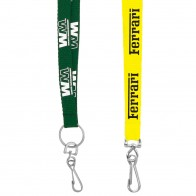"1/2"" Screen Printed Lanyard"