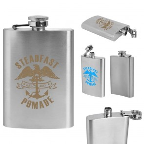 Stainless Steel Flask 4 oz.