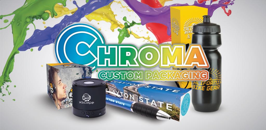 High Caliber Line Introduces CHROMA Custom Packaging!