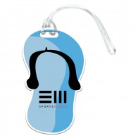 Sandal Luggage Tag