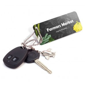 Digital Brand Key Tag 1x3