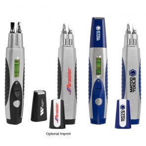 Flashlight Tool Kit w/Level