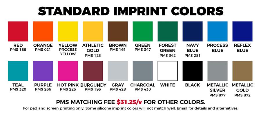 Standard Colors HighCaliberLine