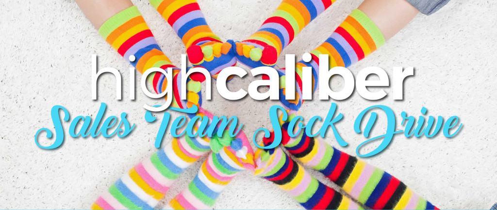 Donate To the High Caliber Line Sock Drive!